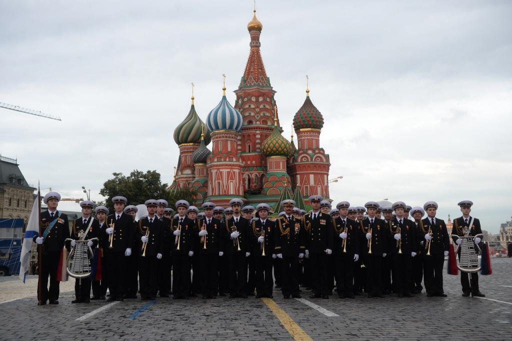 Центральный концертный образцовый оркестр имени Н.А. Римского-Корсакова ВМФ России приглашает...