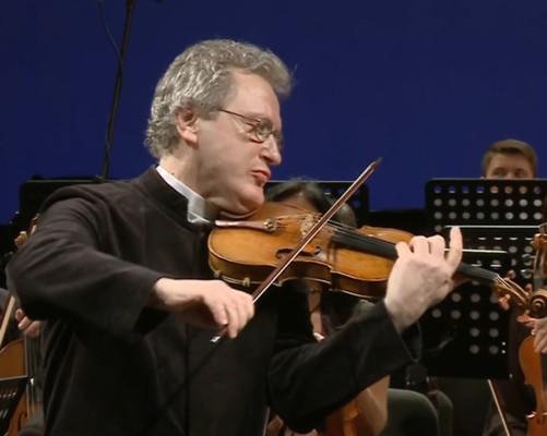 Концерт «Моцарт. Все сочинения для скрипки с оркестром» Малый зал Консерватории