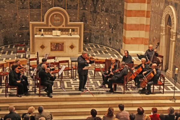 Новогодний концерт с Сергеем Стадлером «Мадьярская скрипка» Концертный зал имени П.И. Чайковского