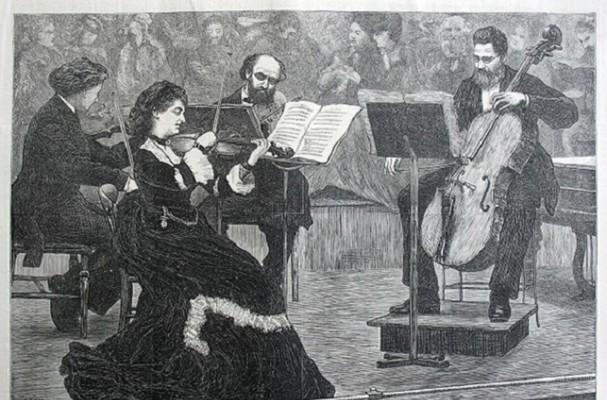 Концерт немецкой камерной музыки Московский государственный музей Вадима Сидура   12 марта