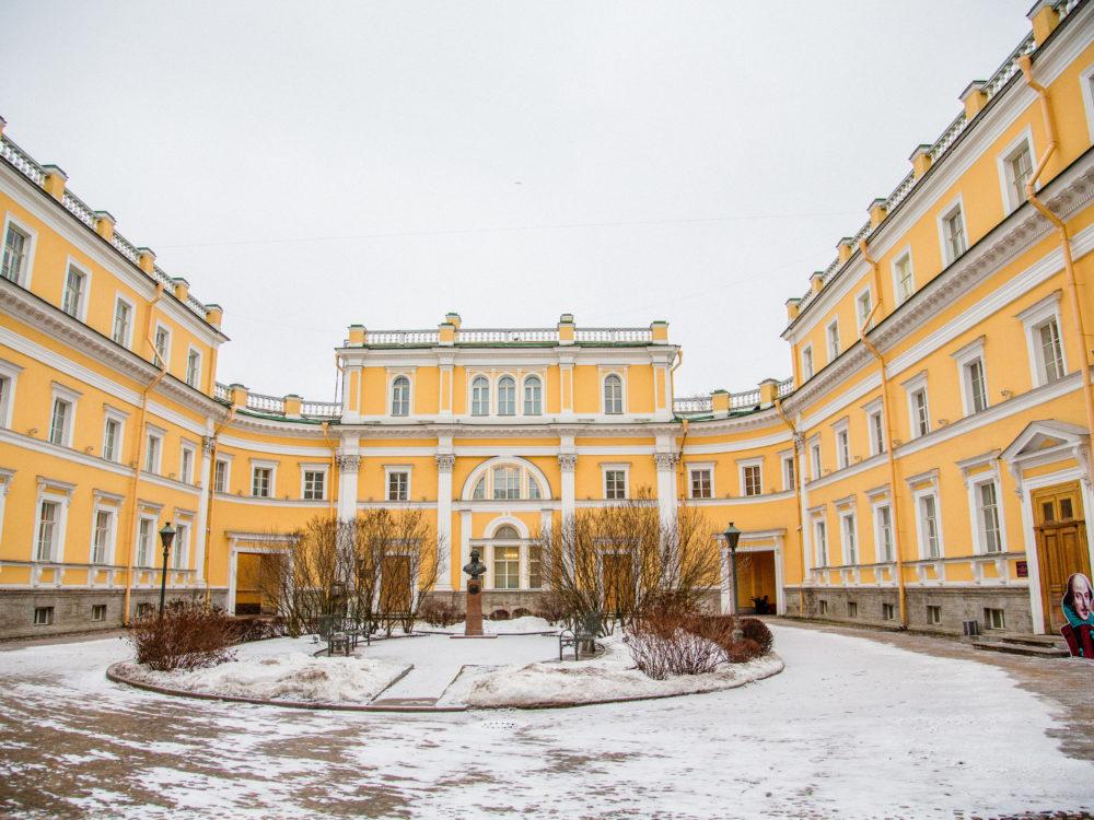 Концерт камерного оркестра во дворцах Санкт-Петербурга