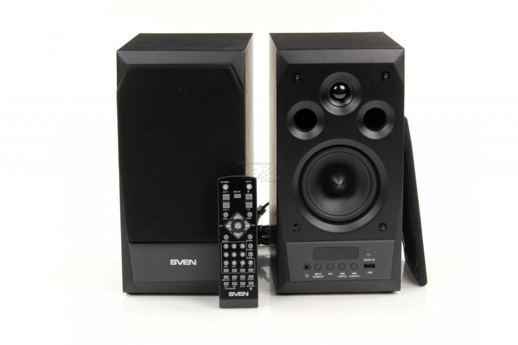 Стерео акустика SVEN MC-10: отличный выбор для ценителей качественной музыки!