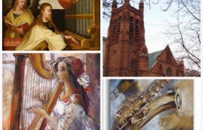 Концерт «Романтический вечер для арфы, органа и саксофона. Страсти по Испании»