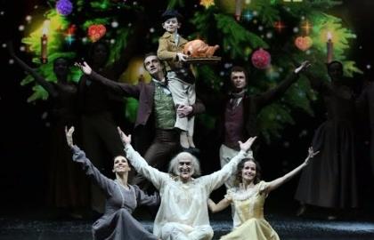 Концерт «Иван Васильев. Christmas Балет-гала»