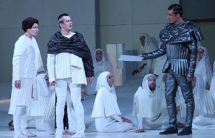 Опера «Милосердие Тита»