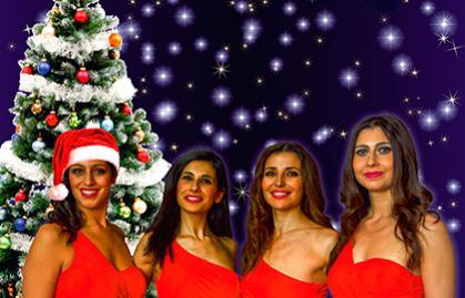 Концерт «Иоганн Штраус. Christmas Гала и квартет «Incanto» (Италия)»