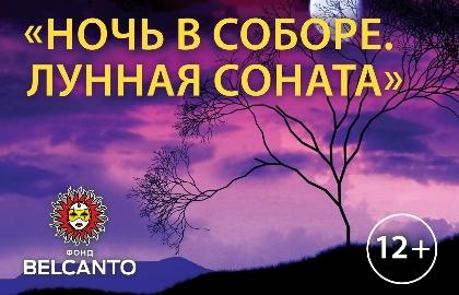 Концерт «Ночь в соборе. Лунная соната. Видеоинсталляция»
