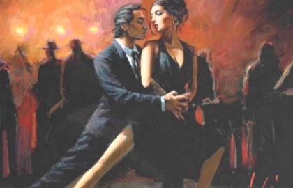 Концерт «Романтический вечер для арфы,органа и саксофона. Tango & Jazz»
