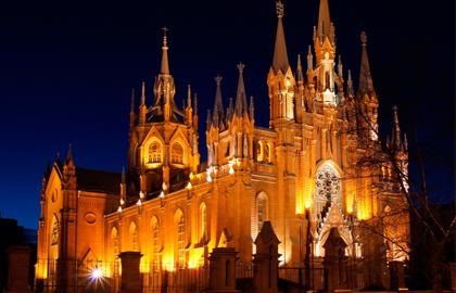 Концерт «Ave Maria. Антология»