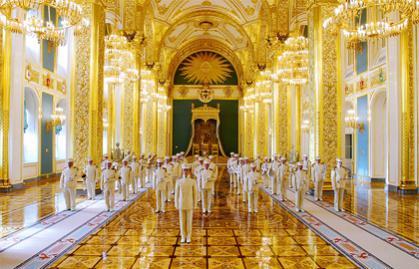 Концерт Президентского оркестра Российской Федерации «Музыкальный глобус»