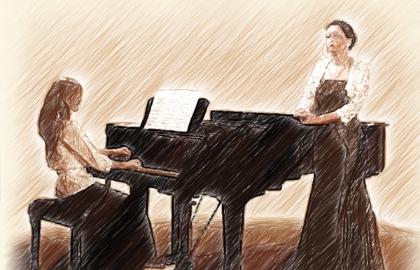 Концерт «Песни любви из знаменитых вокальных циклов»