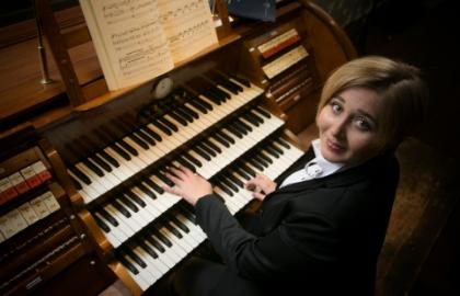 Концерт «В ансамбле с органом. Орган и флейта»