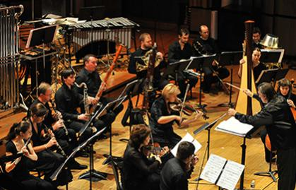 Концерт ансамбля солистов «Студия новой музыки»