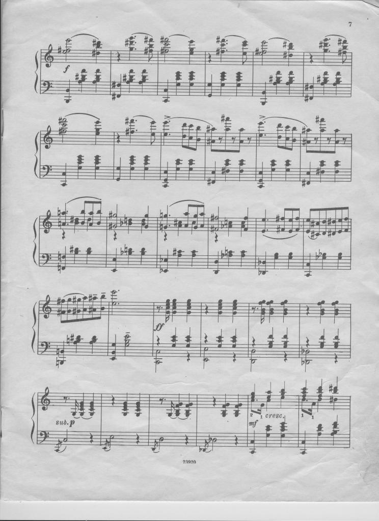 Хачатурян вальс маскарад ноты для фортепиано в 4 руки ...