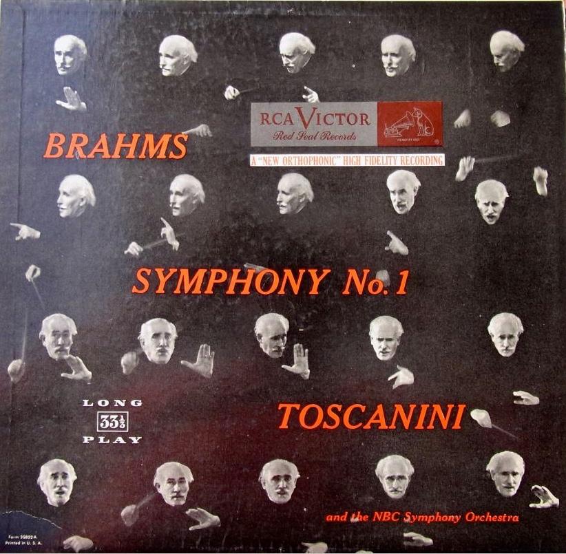 Нажмите на изображение для увеличения.  Название:Brahms Symphony no1 Toscanini NBC.jpg Просмотров:970 Размер:639.2 Кб ID:93148